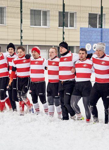 РК Спартак в Зеленограде